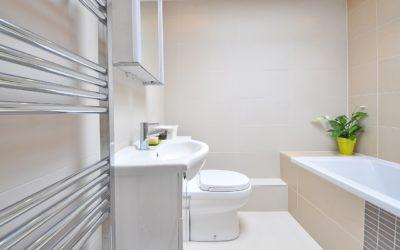Czym wykończyć ściany w łazience?