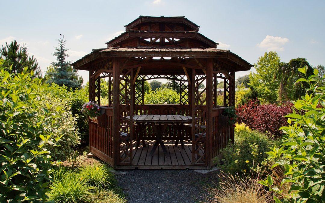 Altana ogrodowa – pomysły