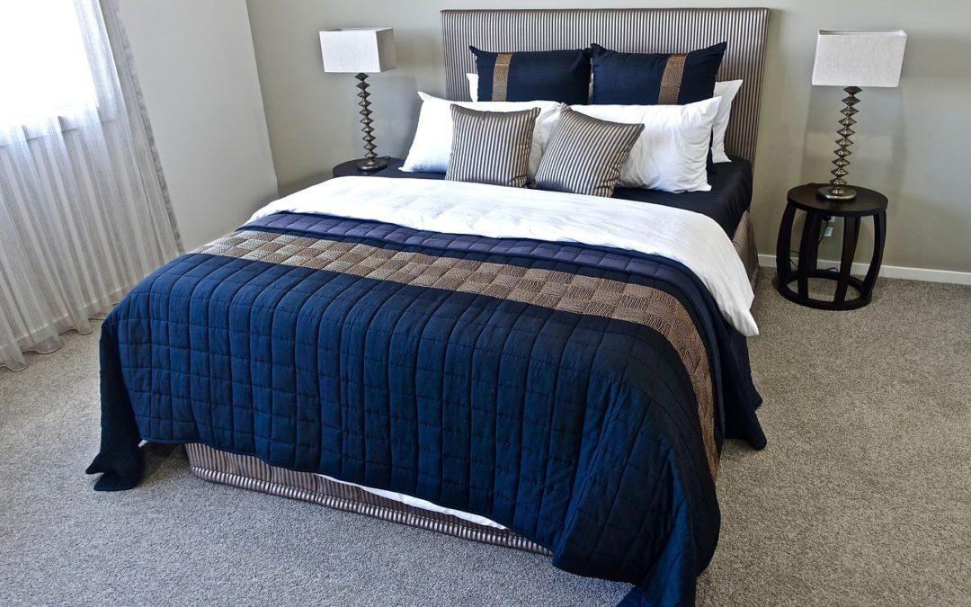 Pikowane poduszki – nie tylko do ozdoby
