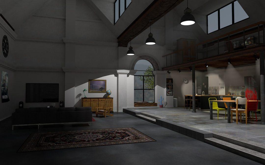 Podłoga betonowa w domu – czy warto się na nią zdecydować?